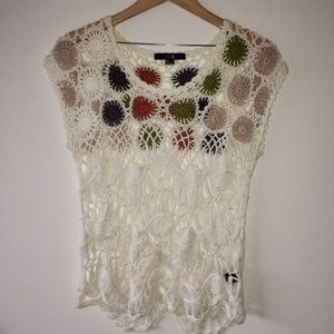 Cute Forever 21 Knitted Shirt
